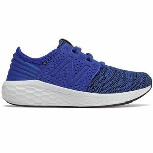 NEW BALANCE boys wide width fresh foam sneakers